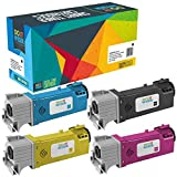 Do it Wiser toner compatibile per Xerox Phaser 6125 6125N   106R01331 106R01332 106R01333 106R01334 (4 Pack)