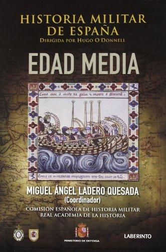 Descargar Libro Historia Militar de España: Edad Media: 2 de Miguel Ángel Ladero Quesada