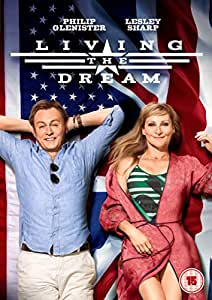 Living The Dream (Sky 1) [DVD] [2017]