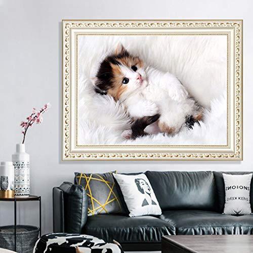 AmyGline DIY 5D Diamant Painting Full Square Bohrer Dragon Katze Wolf Schwan Crystal Strass Stickerei Pasted Gemälde Kreuzstich Bilder Kunst Handwerk für Home Wall Und Eingang Decor