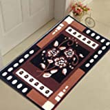 florence high quality fancy style heavy duty royal luxorious with decent modern design and quality doormat carpet for your home - size : 40 x 60 cm