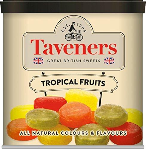 Taveners Fruit Drops Bonbons 200 g