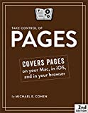 Best Apple Page Layout Softwares - Take Control of Pages Review