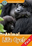 Oxford Read and Discover 5. Animal Life Cycles Audio CD Pack