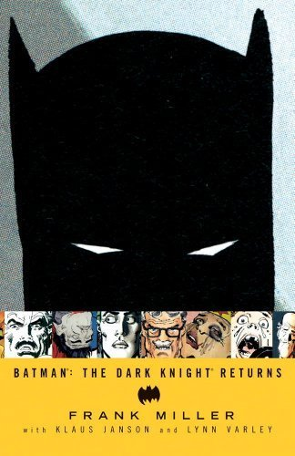 Batman: The Dark Knight Returns by Frank Miller (1997) Paperback