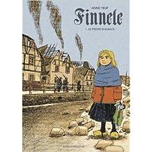 Finnele T1 - Le Front d'Alsace de Anne Teuf (Illustrations) ( 21 mai 2014 )