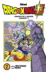 Dragon Ball Super, Tome 2 - Annonce de l'univers gagnant !! de Toyotaro
