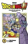 Dragon Ball Super, tome 2  par Toriyama
