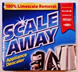 Appliances Best Deals - Scale Away Appliance Descaler - 4 x 75g