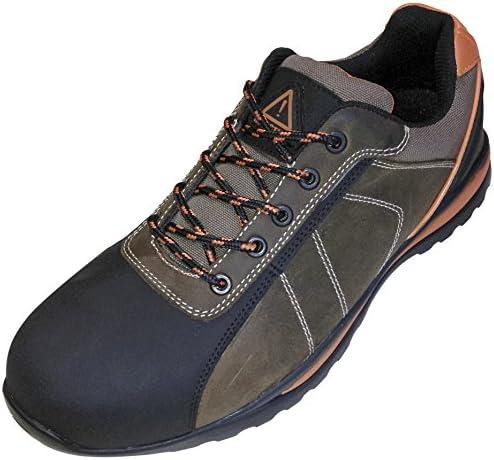 Seba 641 CE Zapato baja, nobuck S3 HRO SRC, talla 42
