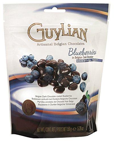 Guylian Blaubeeren in Dunkler Belgischer Schokolade (150g)