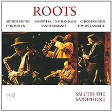 Salutes The Saxophone