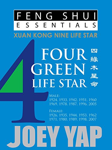 Feng Shui Essentials - 4 Green Life Star (English Edition)