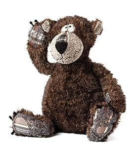 sigikid beasts kuscheltier f r erwachsene und kinder b r bonsai bear braun 37738128 amazon. Black Bedroom Furniture Sets. Home Design Ideas
