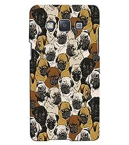 Citydreamz Dogs\Animal Hard Polycarbonate Designer Back Case Cover For Samsung Galaxy J7