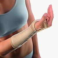 Preisvergleich für bort 103360 haut Arm- und Handgelenkschiene zur Unterstützung des Handgelenkes rechts oder links, rechts x-large...