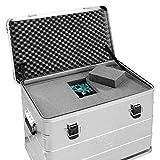 Würfelschaum, Transportschutz für 76 L ALU-Box - 36076