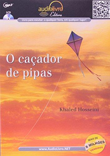 O Caçador de Pipas (Hörbuch CD-MP3) -Brasilianisch Portugiesisch
