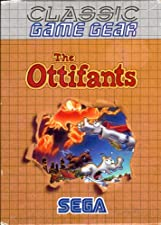 The Ottifants Sega Game Gear
