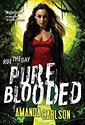Pure Blooded (Jessica McClain, Book #5) by Amanda Carlson (2015-06-16)