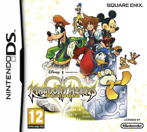 Kingdom Hearts: Recoded (Nintendo DS) [Importación inglesa]