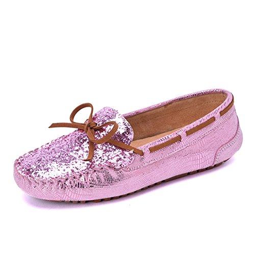 Chaussures de Doug/Mère avec des chaussures plates/Confort farniente que chaussures fond mou B