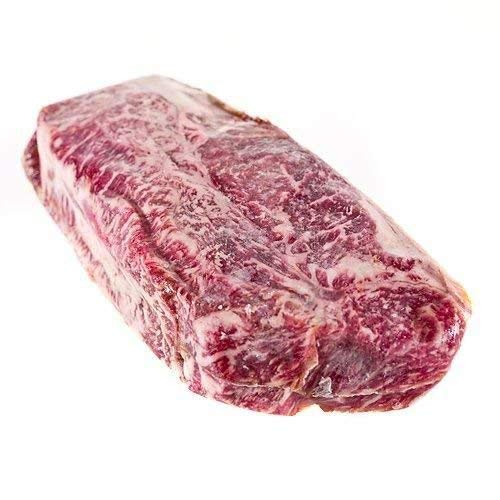Wagyu Rindfleisch Lende Steak 400g, M/C 4-5, Eiskönigin (Steak Fleisch)