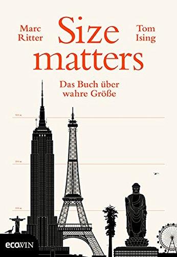 Size Matters: Das Buch über wahre Größe Buch-Cover