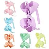 7Rainbows 6 Piezas Diademas para Niñas Multicolor(FS007-2)
