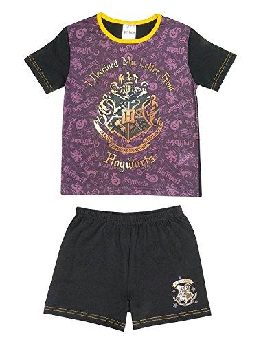 Cartoon Character Products Girls Harry Potter Pyjamas Shortie Pyjama Set - 5-12 Years Various Designs