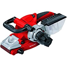 Einhell 4466230 RT-BS 75 Levigatrice a Nastro, 850 W, Rosso