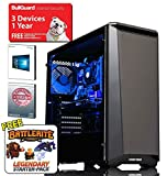 ADMI GTX 1060 GAMING PC: Desktop Computer: AMD FX-8300 8 Core 4.2GHz CPU/GTX 1060 3GB Graphics Card/8GB 1600MHz DDR3 RAM/1TB Hard Drive/Phanteks P400S Gaming Case/Windows 10