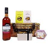 Luxus Sweet & Savory Wein Geschenk Hamper - Geschenkideen für Geburtstag, Hochzeit, Jubiläum und Corporate