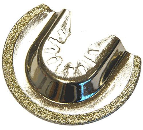 Supreme Diamant Beschichtete Segment Glas Und Keramik Sägeblatt (Blade Flush Cut)