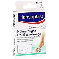 Hansaplast Hühneraugen-Druckschutzringe, 20 St. preisvergleich bei billige-tabletten.eu