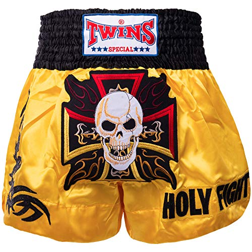 Twins Special Muay Thai Shorts, Holy Fight Größe M -