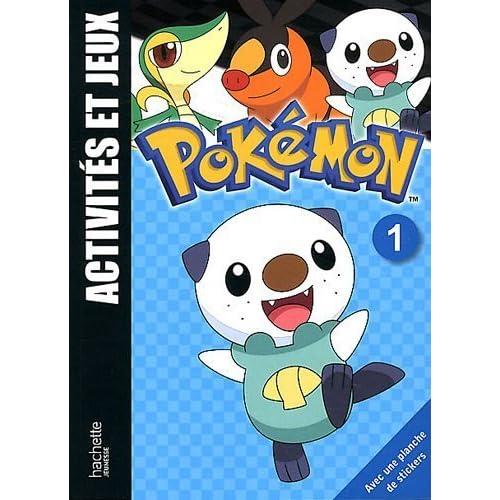 Pokémon Activités et jeux : Tome 1. Moustillon de Nintendo (2012) Broché