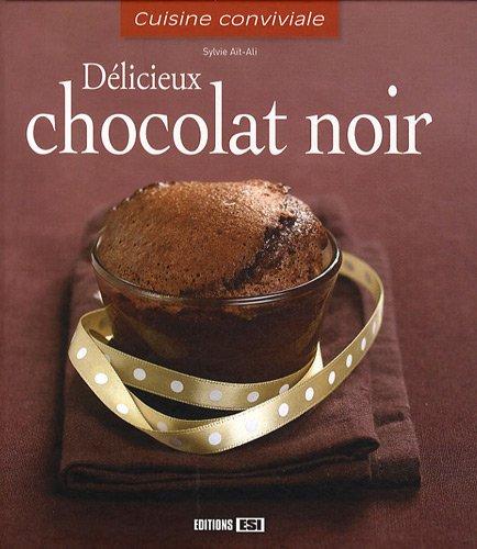 Délicieux chocolat noir