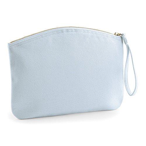 Westford Mill EarthAware kleine Handtasche Öko (S) (Pastel Blau ) 80 S Pastel