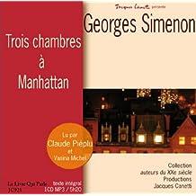 Trois Chambres a Manhattan (1 CD mp3)