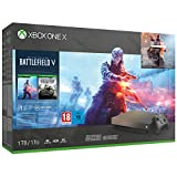Xbox One X Battlefield V Gold Rush Special Edition Bundle