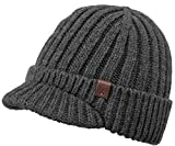 Barts Silo Beanie, Dark Heather, one size