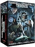 Pack Clásicos De La Literatura De Terror [DVD]