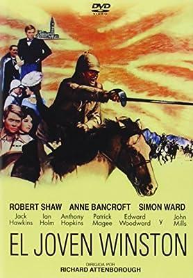 Der junge Löwe / Young Winston ( 1972 ) ( ) [ Spanische Import ]