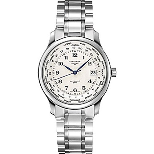 Longines Master Collection World Time Car mm 38.5