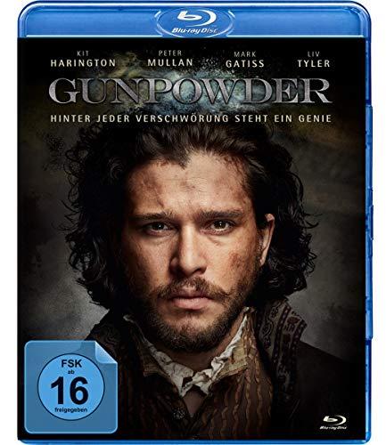 Gunpowder (Die Event Serie) [Blu-ray] Video Distribution Kit