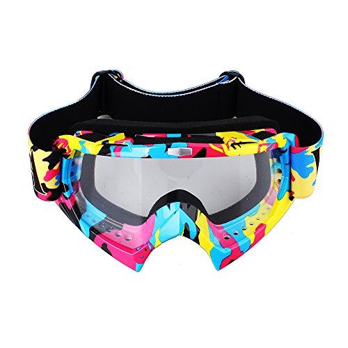 Fodsport Gafas de moto Gafas crossed Gafas ciclismo Gafas Protección