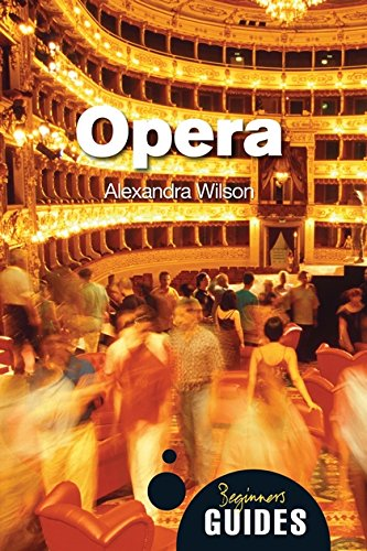 New book seeks to popularise opera