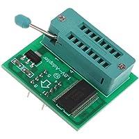 Magideal Adaptador 1.8v Para Memoria Flash de Spi Placa Base de Iphone Sop8 Dip8 W25 Mx25 Herramientas