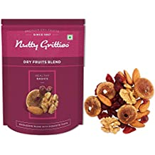Nutty Gritties Dry Fruits Blend - Almonds, Walnuts, Figs and Cranberries, 200g